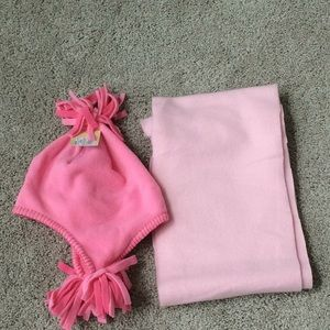 Other - Girls fleece hat